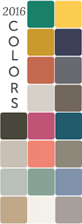Interior Color Trends for 2016