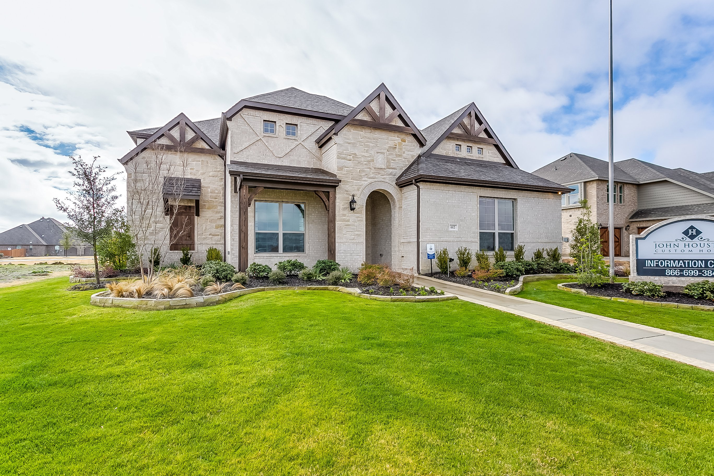 Estates at North Grove, Waxahachie, new homes for sale, waxahachie home builder, ellis county, model home, 3d gallery, 3d home tour, model home photos