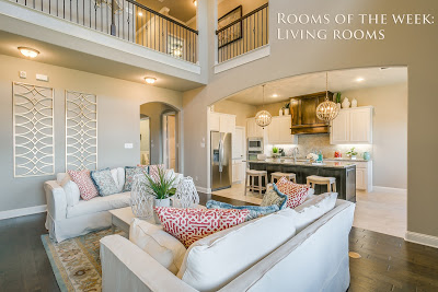 Rooms of the Week: Living Rooms