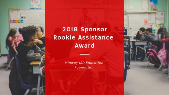 Midway ISD Education Foundation Sponsor - John Houston Custom Homes